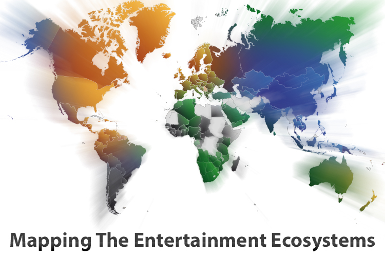 Google World Map App.Mapping The Entertainment Ecosystems Of Apple Microsoft Google
